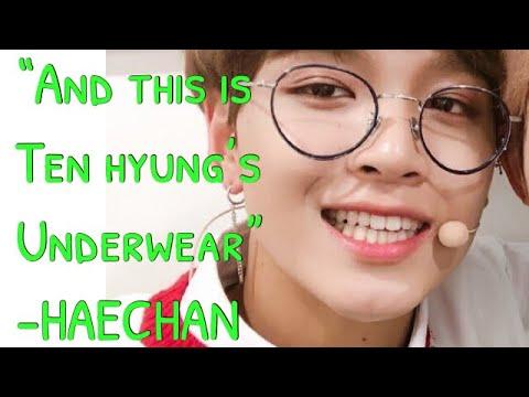 haechan is our annoying brat