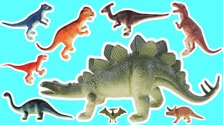 Learn Names Of Dinosaurs - Names Of Dinosaurs | Learn Dinosaur Names - #1