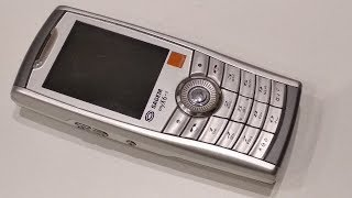 SAGEM myX6-2 Cell Phone - Komórkowe zabytki #133