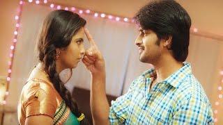 Lakshmi Raave Maa Intiki Romantic Scene - Naga Shourya, Avika gor,