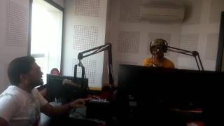 Babbu Dhaliwal veer di live interview on Red FM yours RJ YOUNG VEER.
