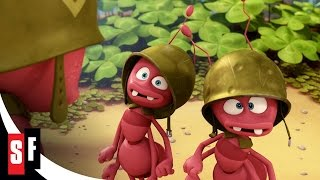 Maya the Bee (2015) movie CLIP - Ants on a Mission HD