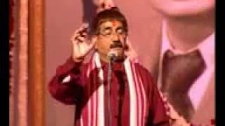 Late Kavi Shri. Om Vyas Ji at his Best in Hasya Kavi Sammelan