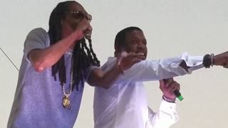 #snoopdogg #singing with #keithsweat