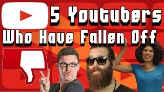 5 Youtubers Who Fell Off And Why