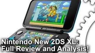 Nintendo New 2DS XL Review: Budget King or Cut Too Much?