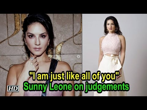 Xxx Mp4 I Am Just Like All Of You Sunny Leone On Judgements 3gp Sex