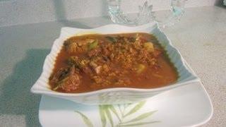 How to make mouri ghonto