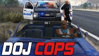 Dept. of Justice Cops #24 - Lowrider Life! (Criminal)