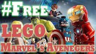 How to get LEGO Marvel's Avengers for free on PC [Voice Tutorial]