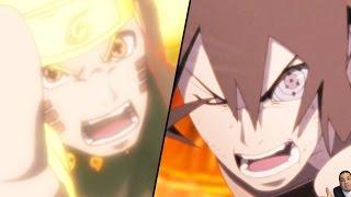 How To Turn on a God?! Naruto Shippuden Episode 463 -ナルト- 疾風伝 Review -- Naruto & Sasuke Vs Kaguya