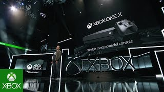 Xbox E3 Briefing 2017 in under 3 minutes - 4K trailer