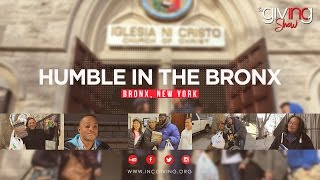 IN FOCUS - HUMBLE IN THE BRONX - Bronx, New York