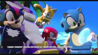 LEGO Dimensions: Sonic the Hedgehog (Level Pack) - ALL Cutscenes!