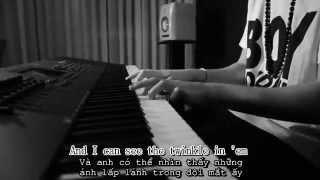 [ Vietsub + Lyrics ] Say You're Just a Friend -  Austin Mahone