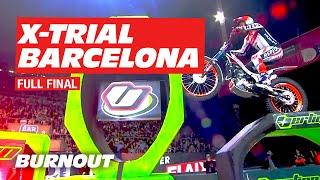 2020 FIM X-Trial World Championship | BARCELONA FINAL | Bou vs Raga  | BURNOUT