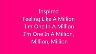 With Ur Love - Cher Lloyd Remix - Lyrics