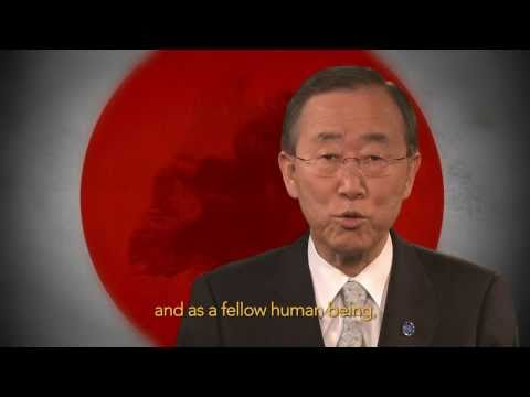 Xxx Mp4 Ban Ki Moon Message Of Solidarity To The People Of Japan English Subtitles 3gp Sex