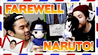 Farewell Naruto! (Teehee Time)