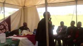 Rev Mpungose Izwi lesithathu