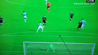 Cristiano Ronaldo Misses misses open goal OMG