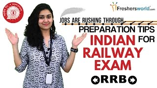 Tips and Tricks for Preparing Railways Recruitment Board Exam-How to Crack RRB Exam