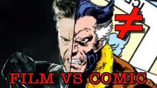 X-Men: Days of Future Past - What's the Difference?