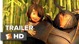 Kubo and the Two Strings TRAILER 2 (2016) - Matthew McConaughey Animated Movie HD