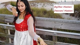Deewani Mastani Dance Steps & Choreography