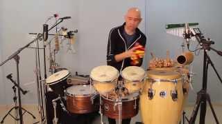 Roberto Serrano - Percussion Set 1.3, Toys 3 - March 2015