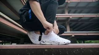 Waweya Breathable Woven Men Sneaker Sepatu Casual Cowok Terbaru 2018 PO WA 082185090081