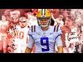 "Joe Burrows LSU Mini Movie    ""Road to the Championship"""