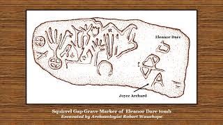Eleanor Dare Stones - Part 1
