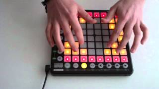 SKRILLEX - BANGERANG VS KREWELLA - COME AND GET IT (Launchpad Cover) by DJ CRONE