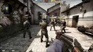 Counter-Strike: Global Offensive Gameplay (PC HD) [1080p]