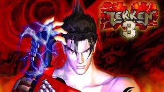 Tekken 3 game full movie (mishima saga)