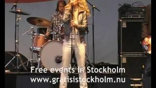 Iva - Stay, Live at Smaka På Stockholm, Kungsträdgården 1(7)