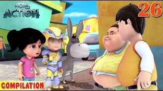 Vir : The Robot Boy | Vir Action Collection - 26 | Action series | WowKidz Action