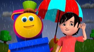 Bob The Train | I Hear Thunder | Nursery Rhymes | Kids Songs