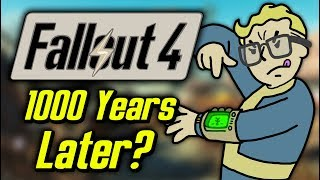What Happens After 1000 Years in Fallout 4?