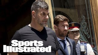Messi Loses Supreme Court Appeal Over Tax-Fraud Conviction | SI Wire | Sports Illustrated