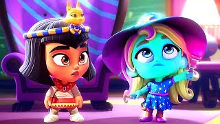 SUPER MONSTERS : Best Clips & Videos Compilation