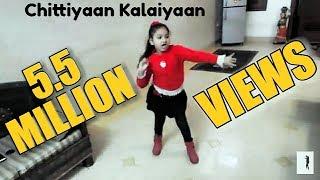 Chittiyaan Kalaiyaan Dance By Cute Girl Asami Bti