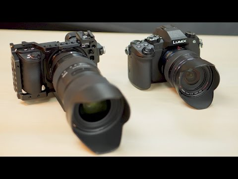 G85 vs A6500 Best option for film making Max Talks EP 4