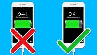 15 Ошибок, Которые Сокращают Жизнь Вашего Телефона
