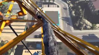 Goat Simulator: Gameplay, Tipica cabra loca.