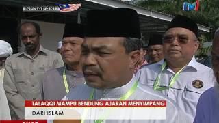 TALAQQI  MAMPU BENDUNG AJARAN MENYIMPANG DARI ISLAM - JAMIL KHIR [18 MAC 2017]