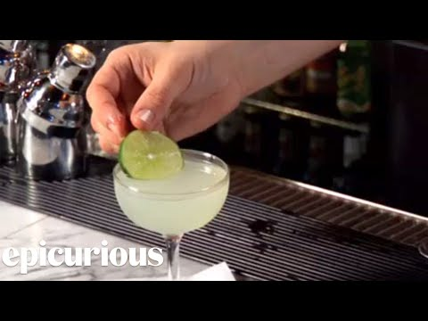 How to Make a Daiquiri Cocktail