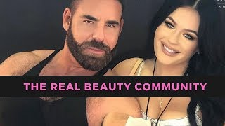 The REAL Beauty Community I  Scott Barnes JLo Makeup Artist & More