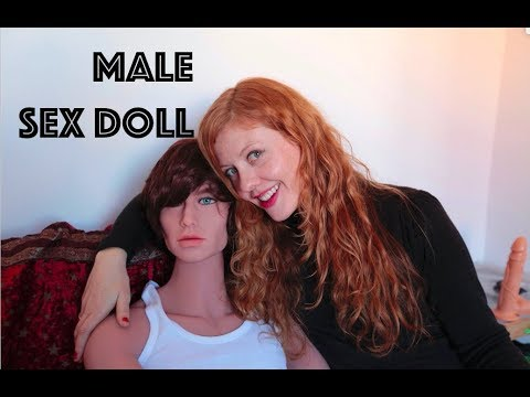 Xxx Mp4 I Had Sex With A Male Sex Doll For A BBC Three Documentary 3gp Sex